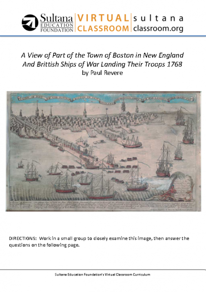 Boston Harbor Text