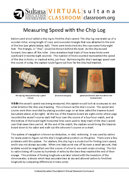 Chip Log Text