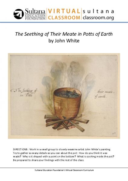 Clay Pot Text