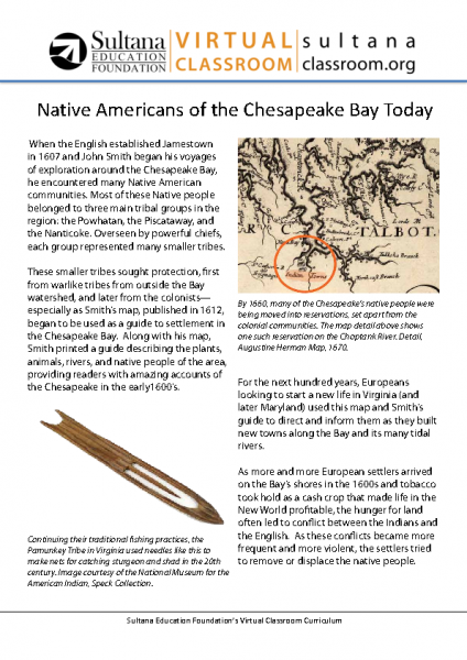 Indigenous People Today Text