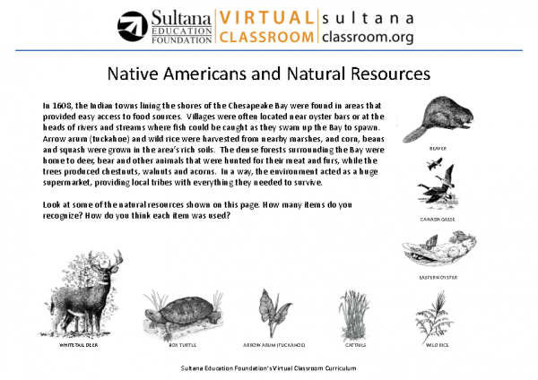 Natural Resources Text