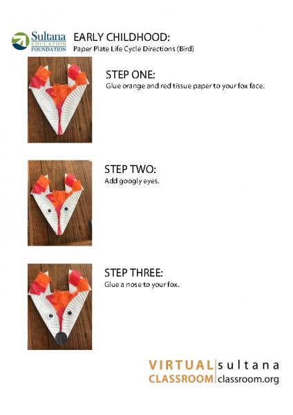 Fox Craft Instructions